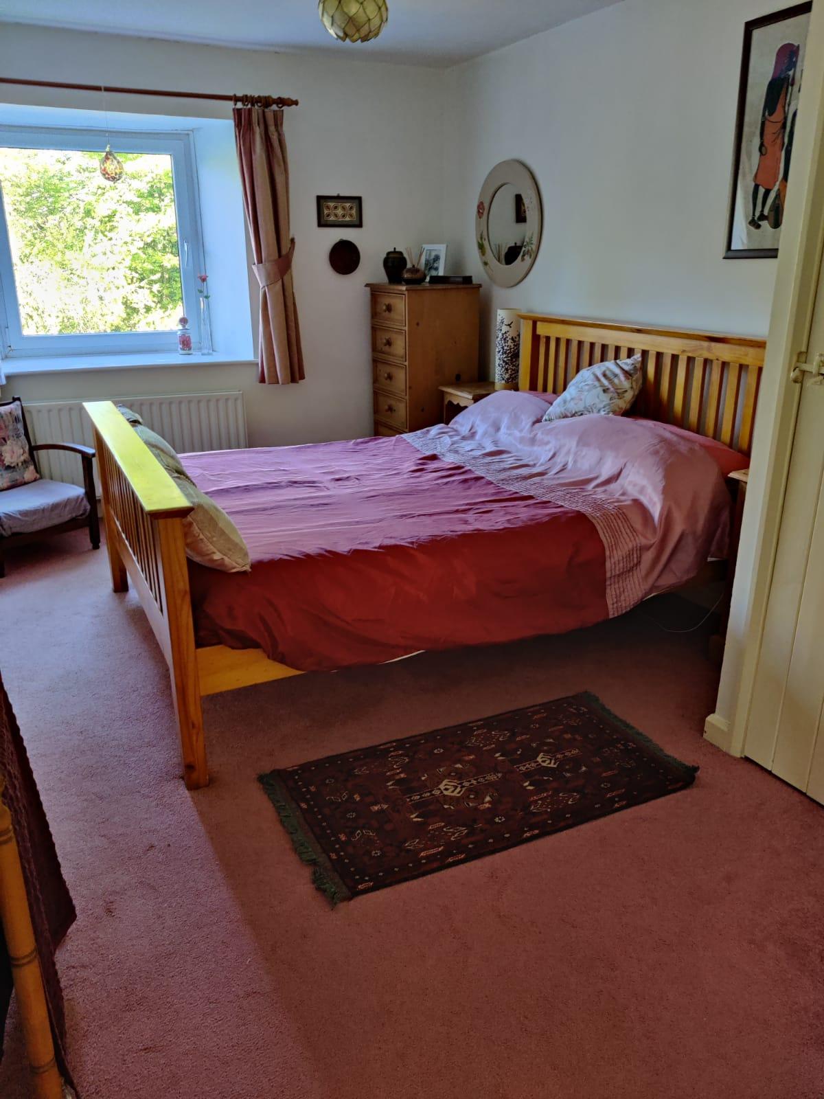 Red Bedroom 2021